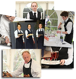 The NG Catering Team